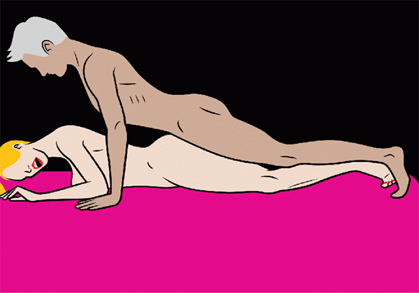 Sexual board a position for beginners in anal sex